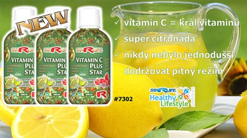 Symbinatur - VITAMIN C PLUS STAR